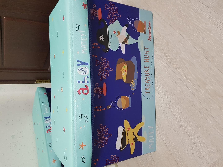 장난감&인형보관함 2BOX