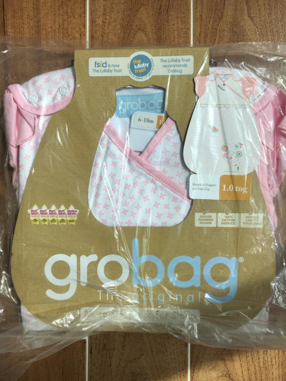 grobag(새제품)아기 입는 낮잠이불