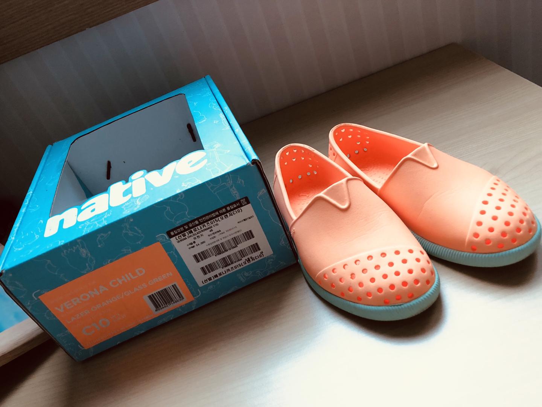 네이티브 베로나 신발 - 아쿠아신발,여름신발