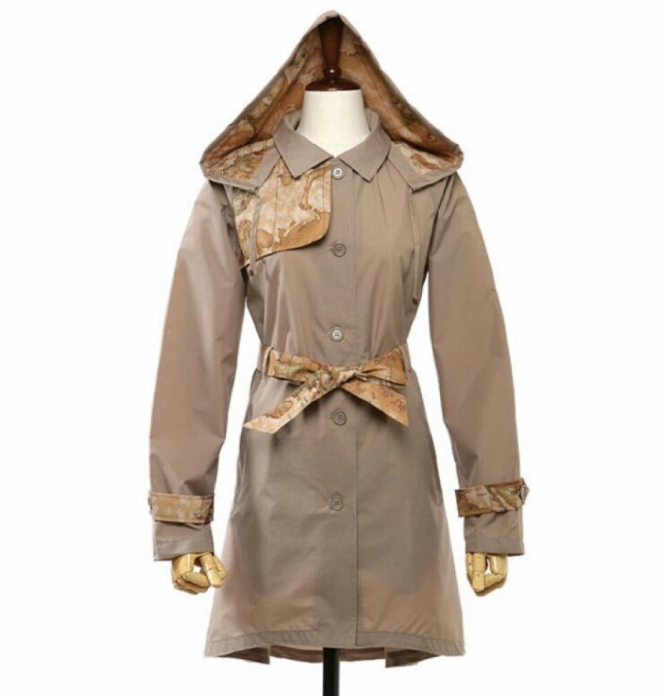 (새상품) 프리마클라쎄 트렌치 코트