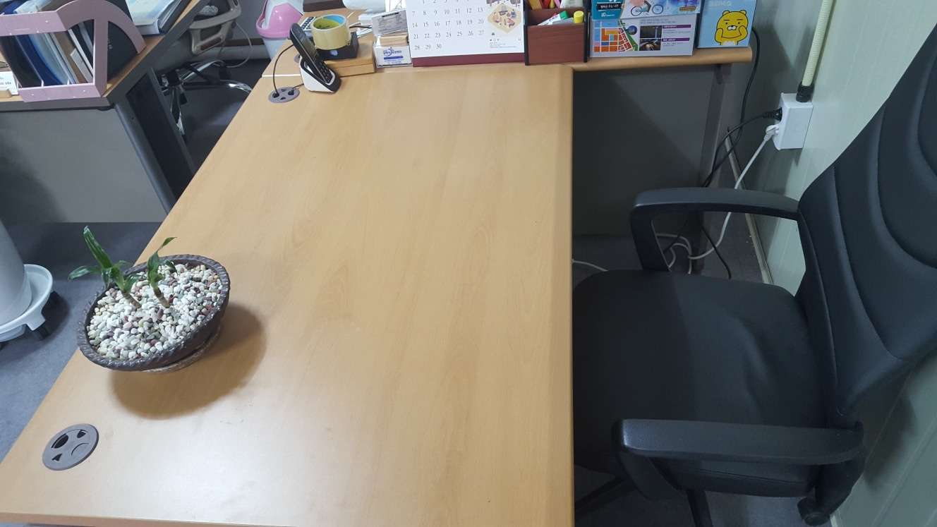 사무실 책상.의자.서랍세트