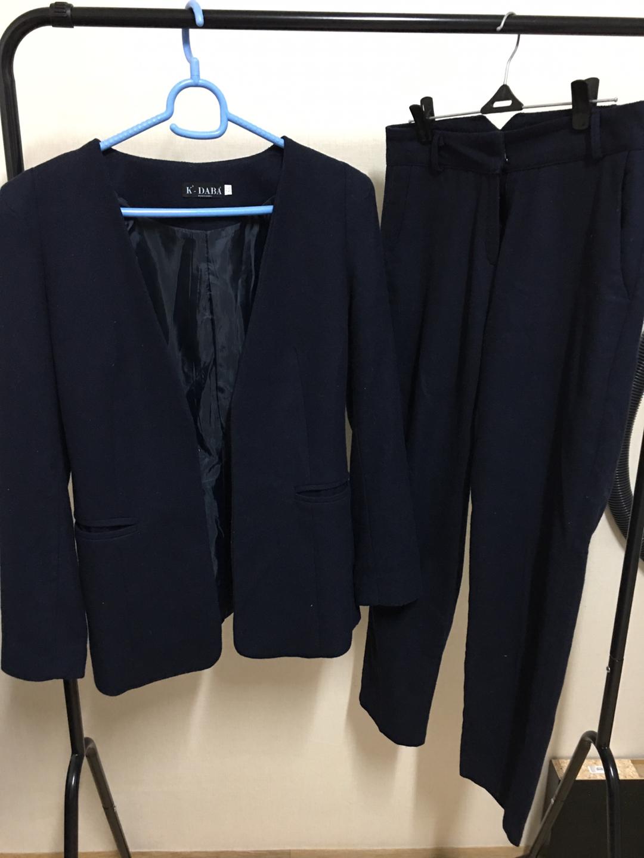자켓+바지 세트(봄가을)