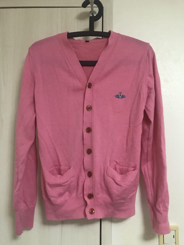 핑크가디건