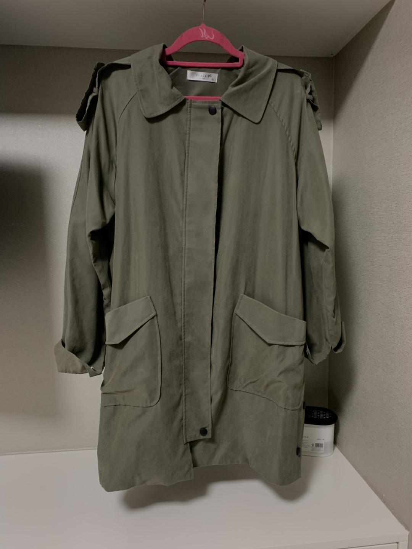 간절기 코트
