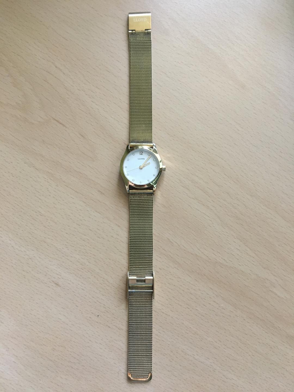 [로이드/손목시계/시계] 로이드 골드 손목시계