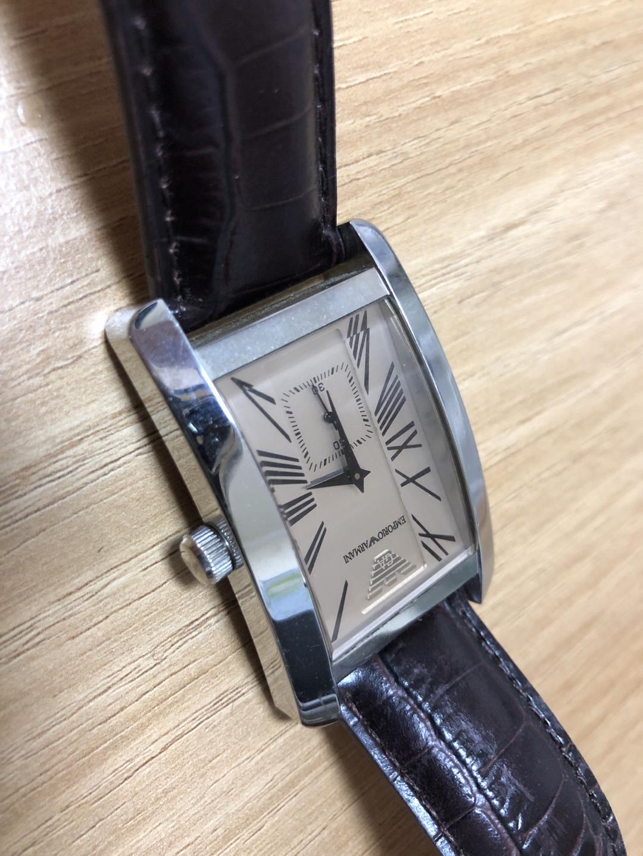 아르마니 손목 시계