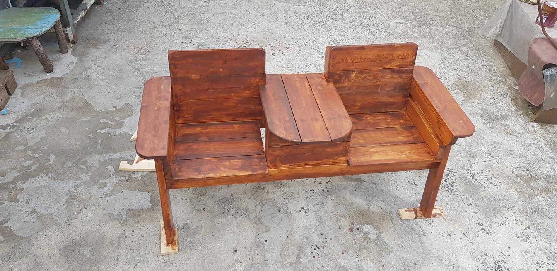 야외 테이블.야외 의자.주문 제작 가격문의