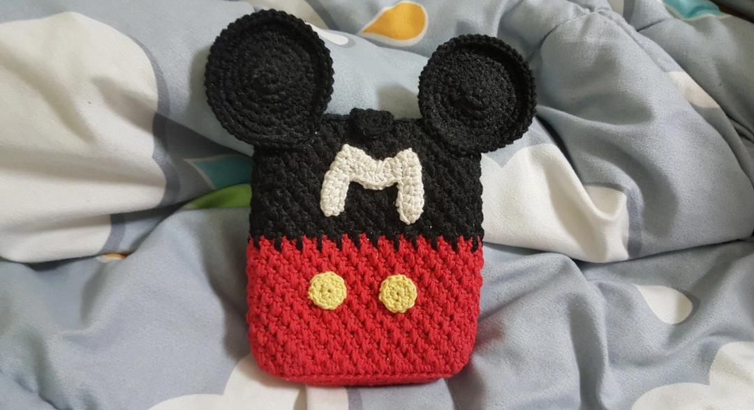 미키마우스 가방