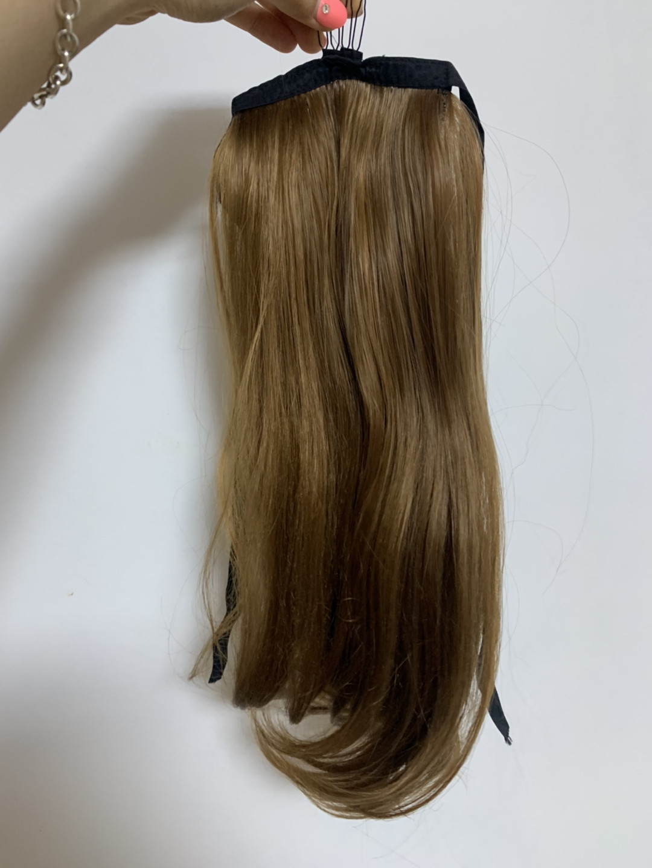 부분가발-포니테일 가발(여성가발/긴머리가발)