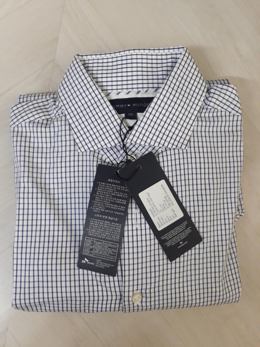 타미힐피거 새제품 셔츠 90
