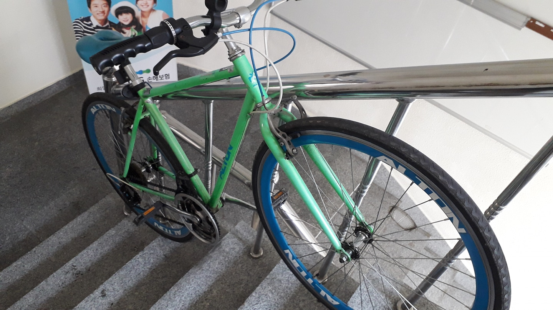 알톤 자전거