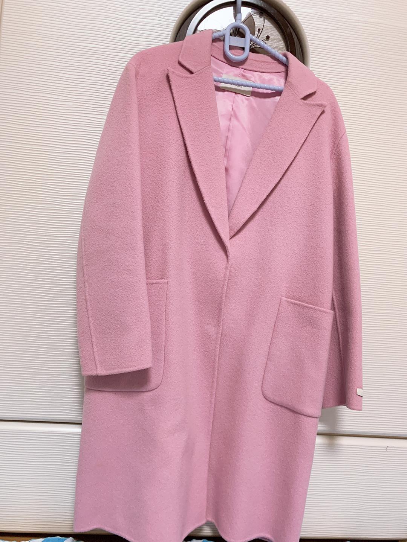 핸드메이드 코트(핑크)