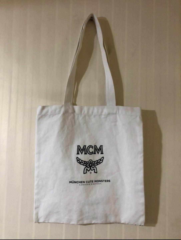 MCM 에코백