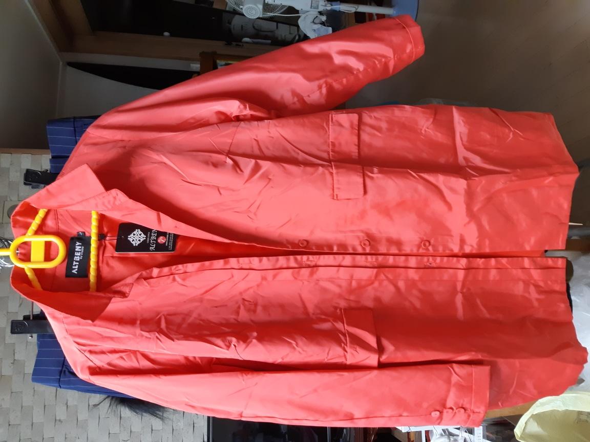 (새옷)코랄-선홍색 자켓