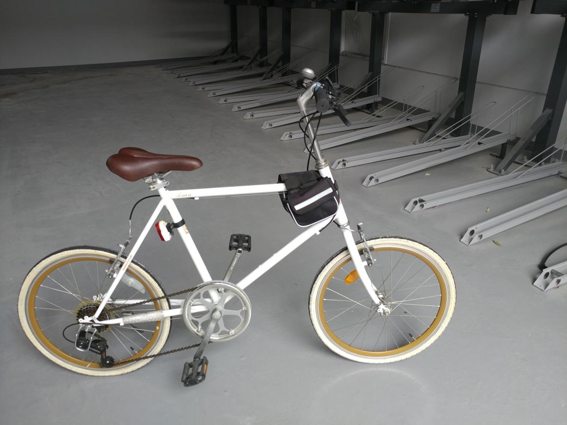 20 Luva 미니벨로 자전거