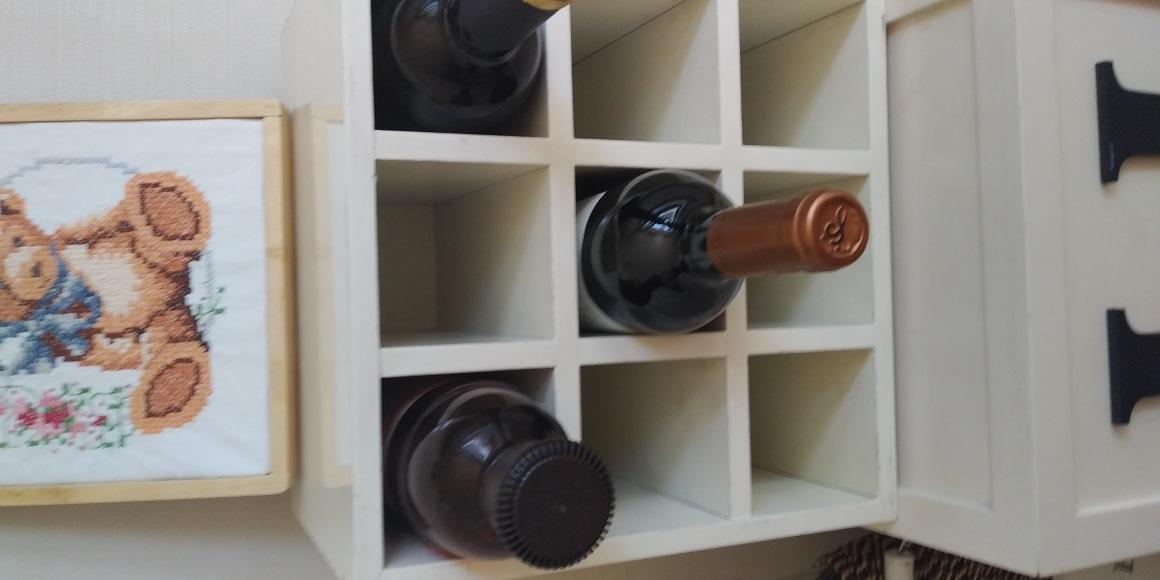 와인장식장