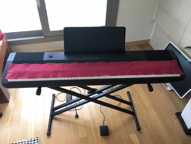 카시오 디지털 피아노 CDP-120BK