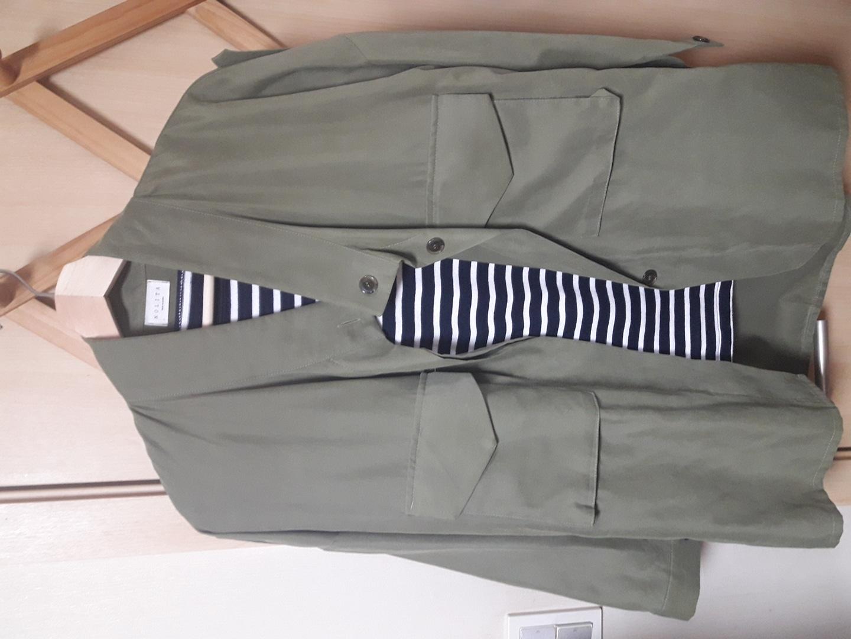 셔츠형자켓