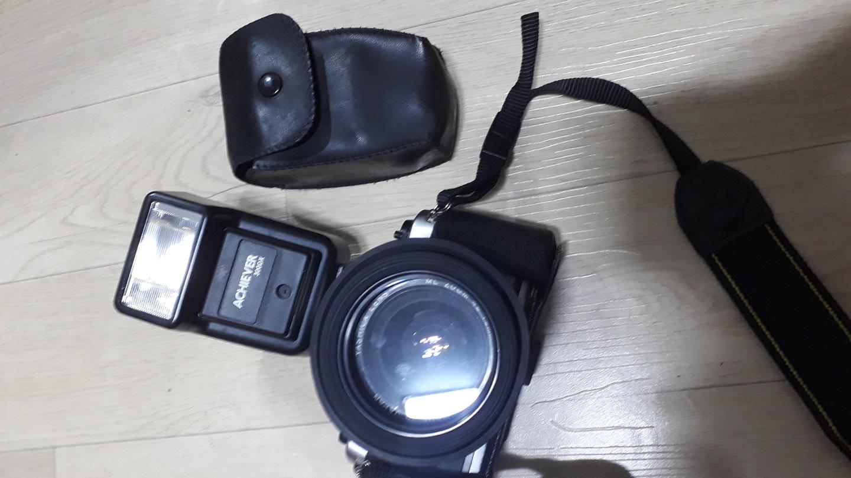 부품용 야시카 FX-7 필름카메라