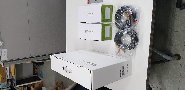 CCTV 팝니다 (자가설치세트)