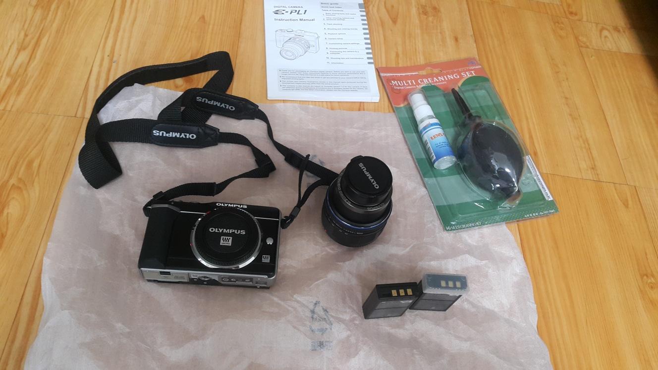 올림푸스 카메라(디카)