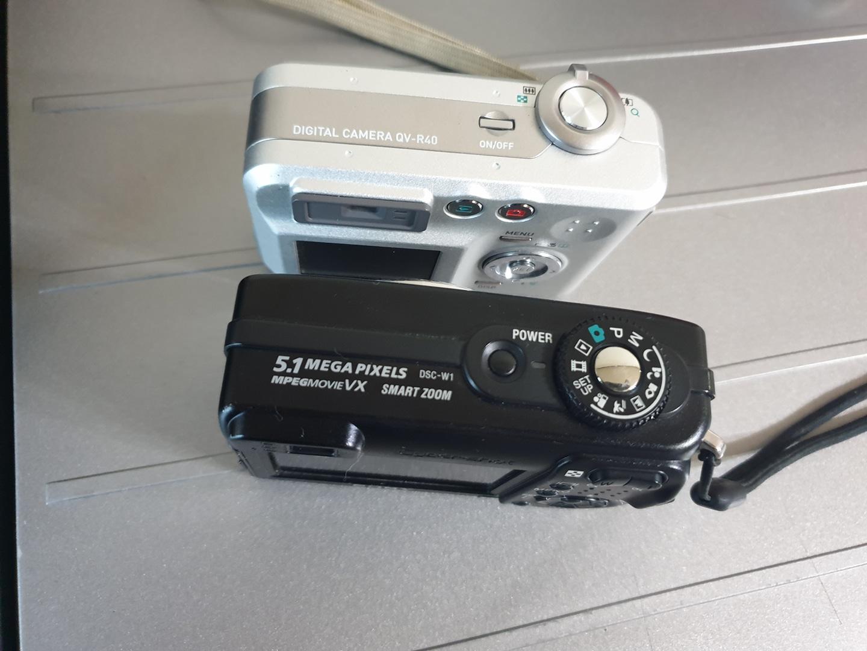 작은 카메라2대