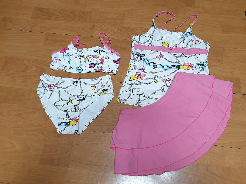 초등 수영복