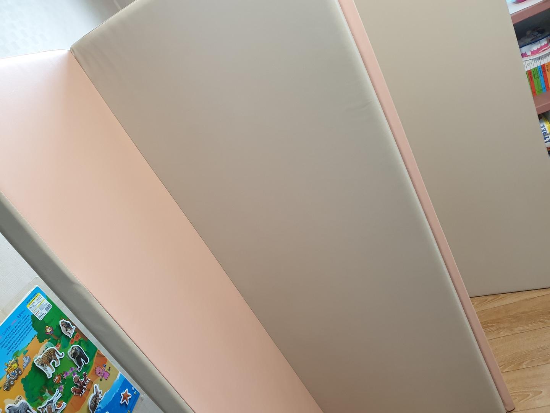 크림하우스 매트(핑크그레이)