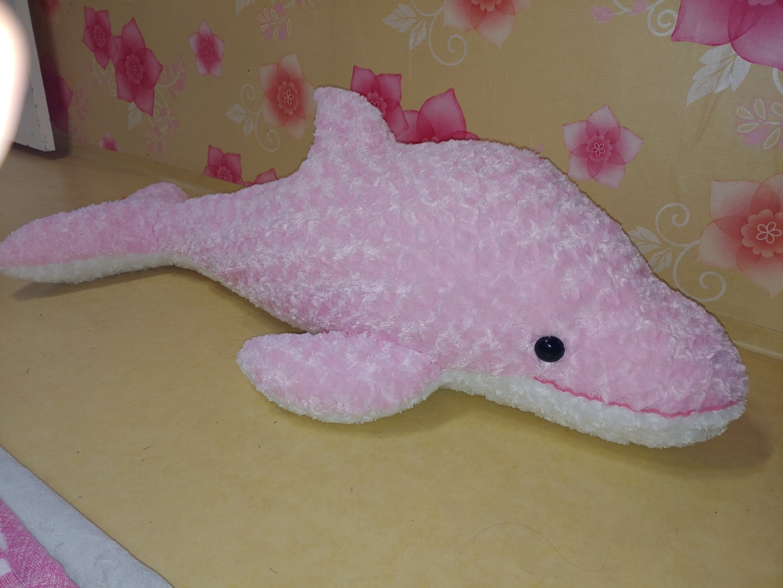 아이 선물로 좋아요. 돌고래 인형 팝니다.마지막 가격이예요.