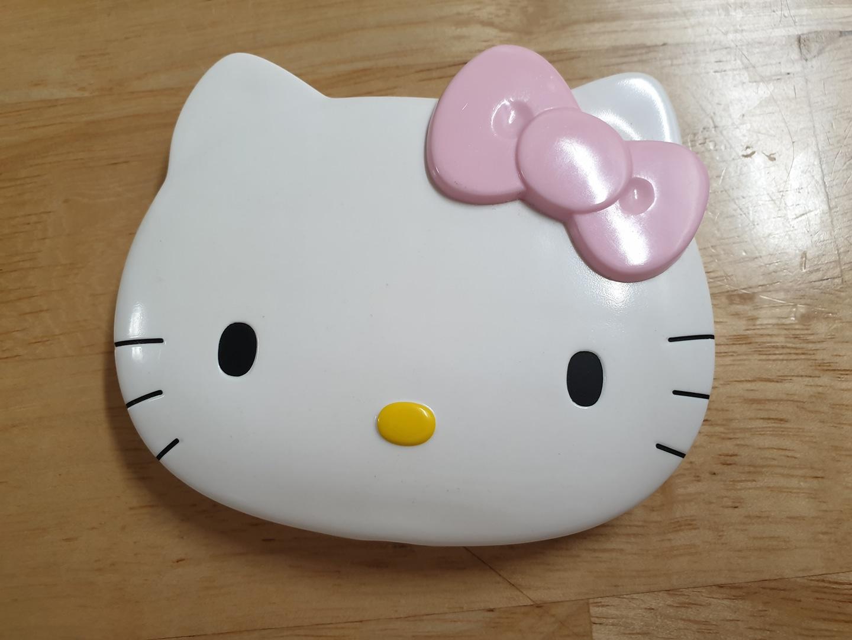키티정품 휴대용 손거울