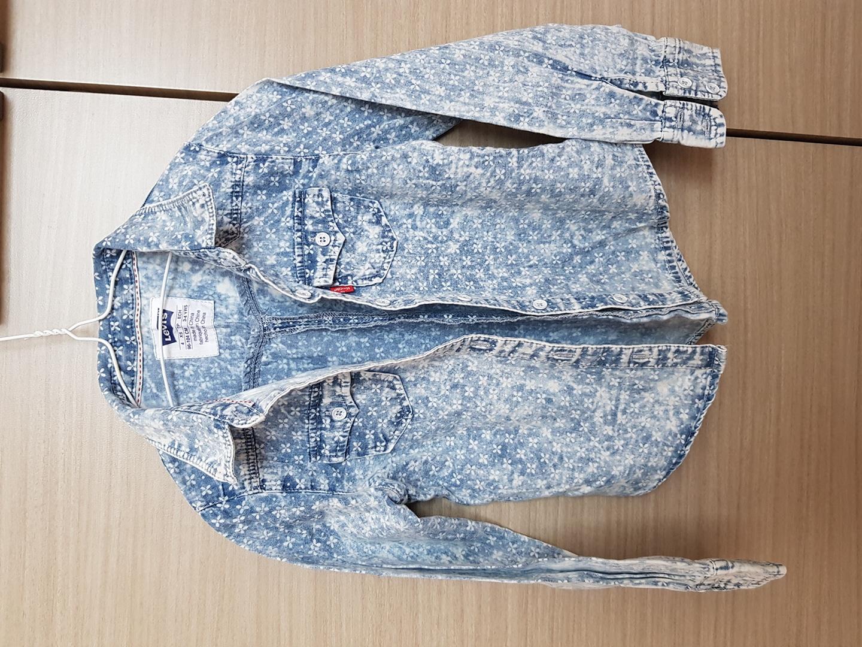리바이스 구제틱 셔츠 3-4세용