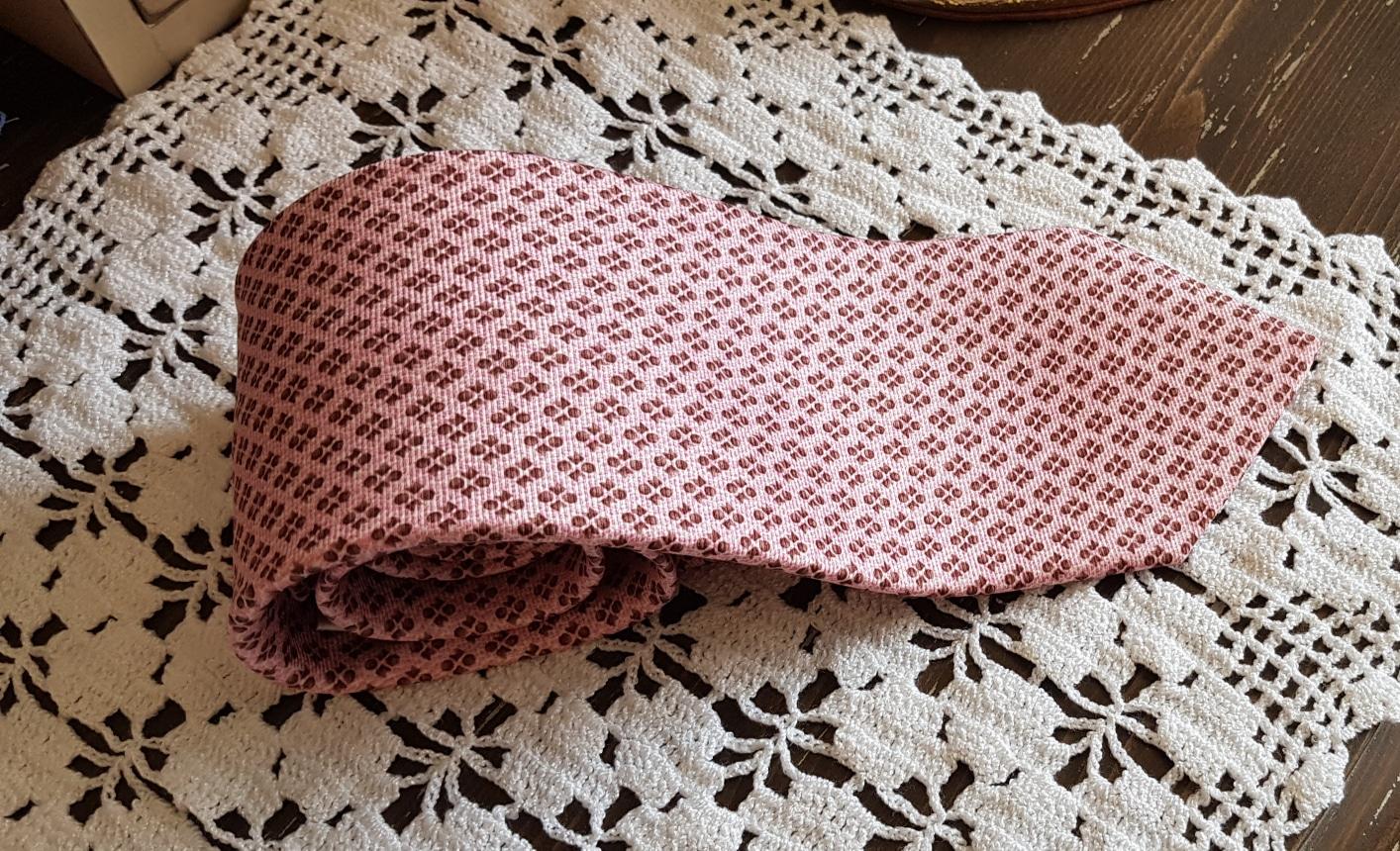 이태리 불가리 넥타이 정품