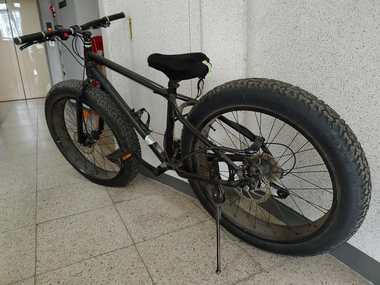몬스터자전거(팻바이크)