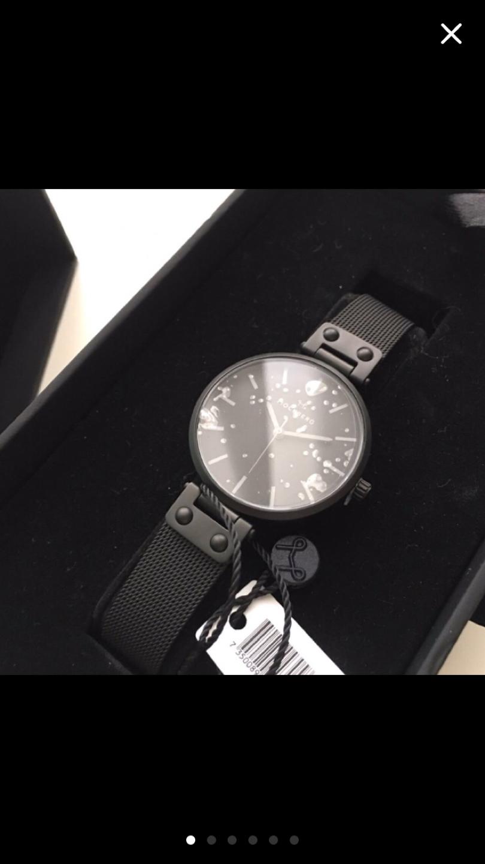 모크베리 리오 손목시계 34mm (여성시계)