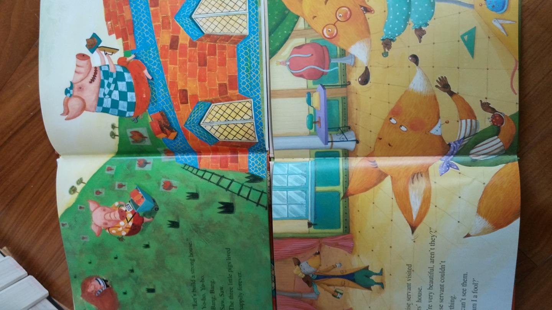 유아 초등 영어 동화책