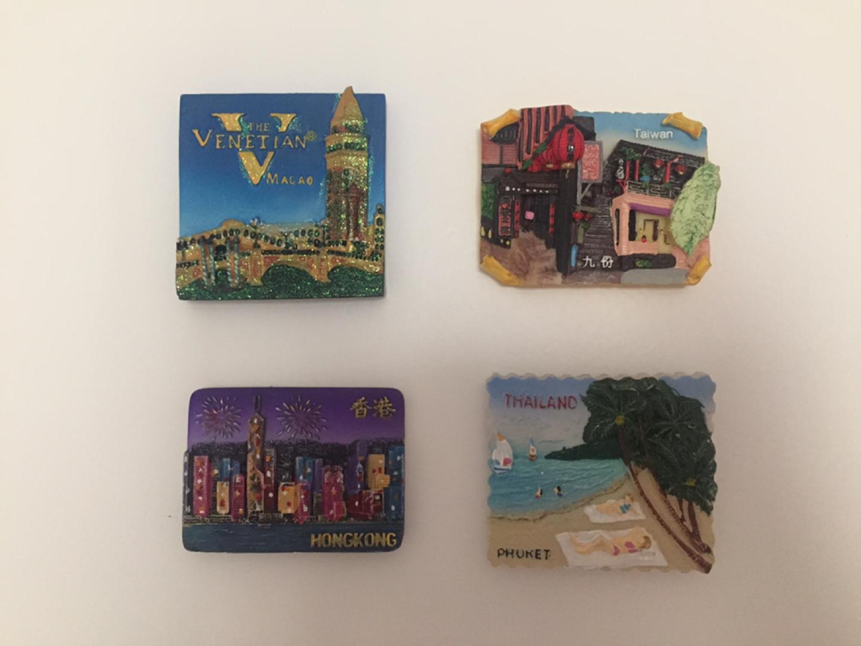 해외여행기념품 마그넷