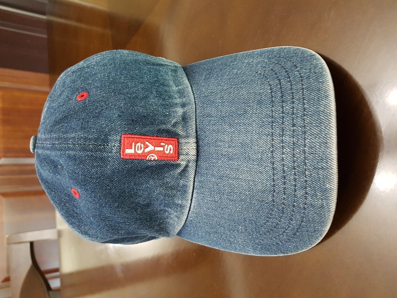리바이스 모자