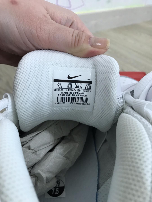 상품명 : 나이키 에어 Nike Air CB 34 White 260mm판매합니당~^^