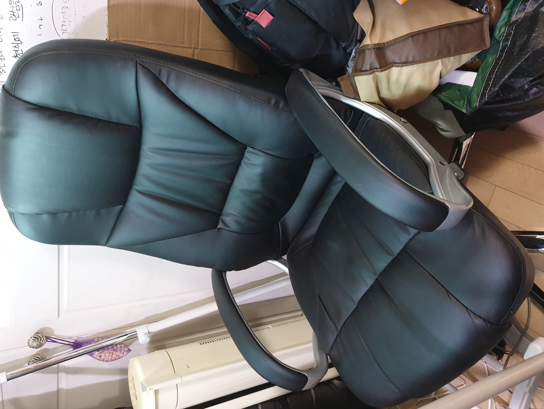 새제품)사무용 의자 pc의자 피시방의자 컴퓨터의자 사무용의자  카페인테리어의자 회전의자  쿠션의자