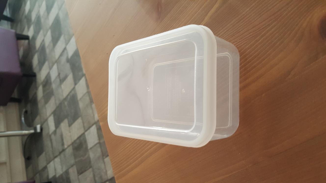 냉동실 소분용기10개
