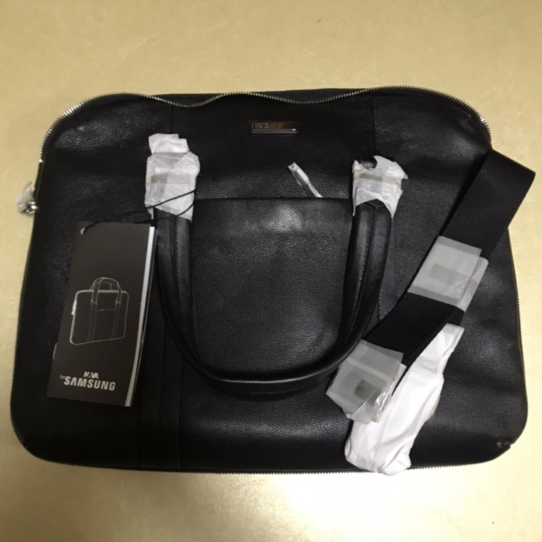 (새상품)NAVA 서류형 고급 노트북 가방