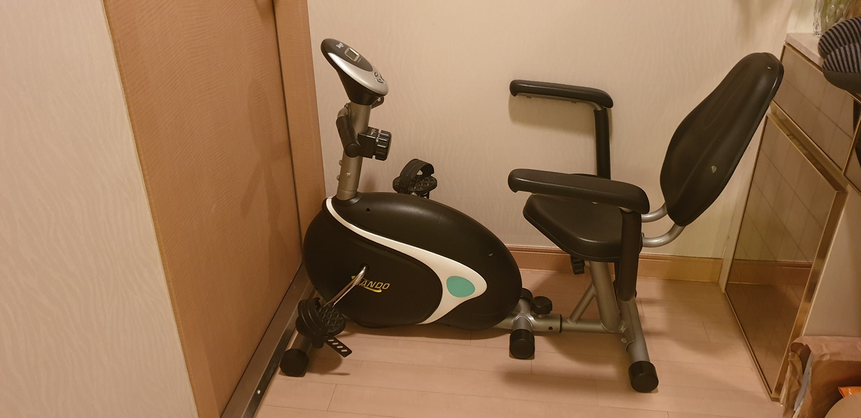 자전거 운동기구