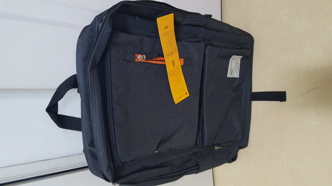 쓸모있는 가방들