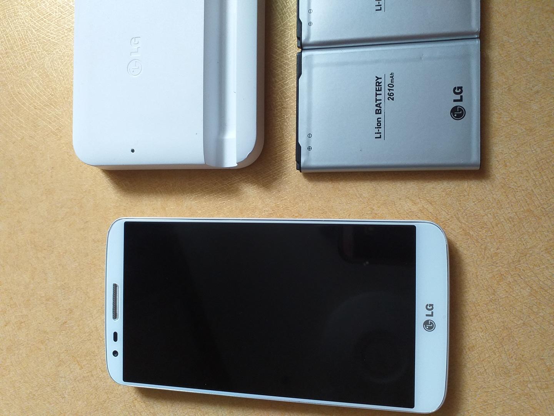 LG G2  배터리2  거치대1개 포함