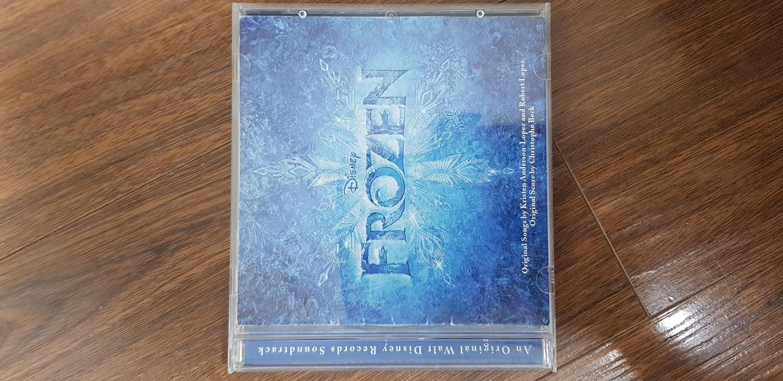 겨울왕국 CD