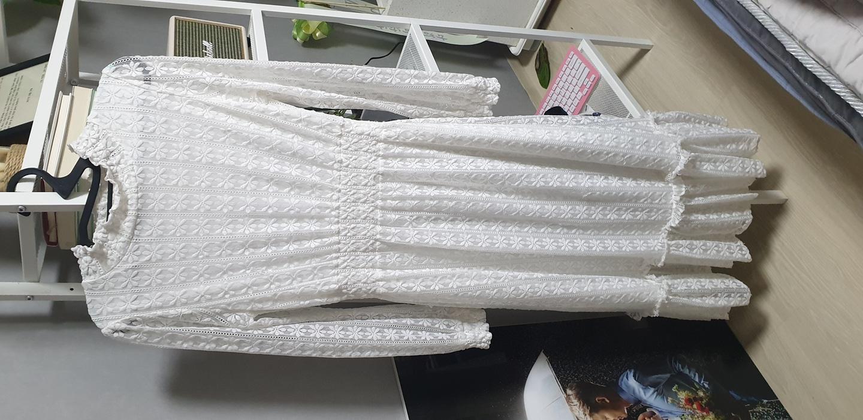 화이트 드레스 원피스