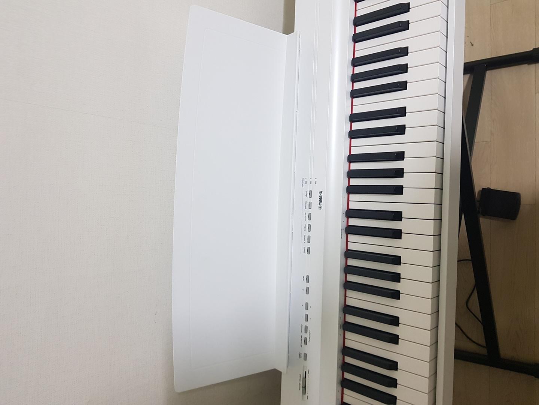 야마하p125 3개월된 피아노