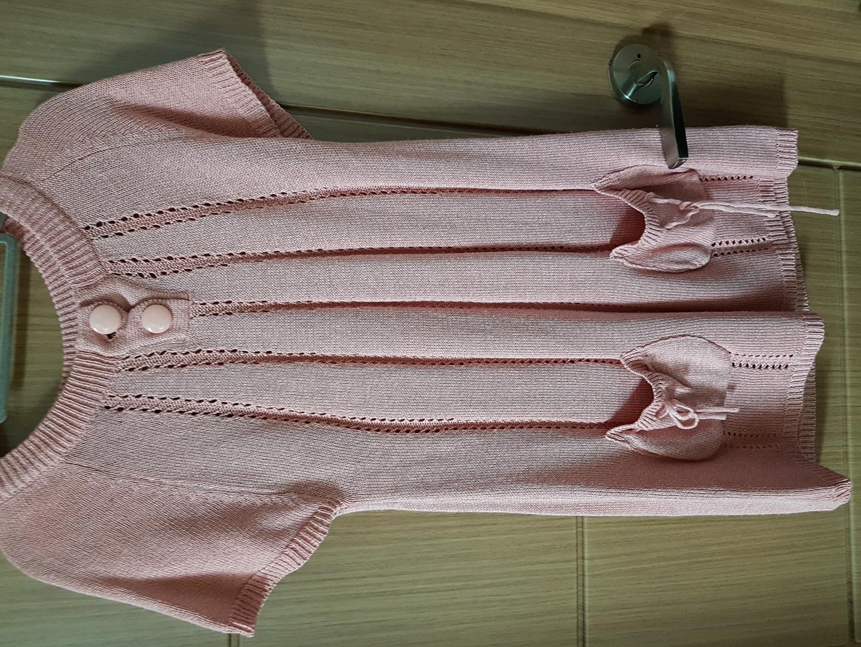 핑크니트66~66반