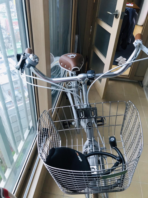 베네통 자전거 팔아요(별그대 전지현 자전거)