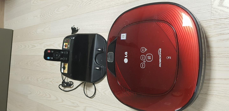 로봇청소기 로보킹(류승룡 에디션)